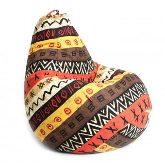 """Кресло-мешок """"AFRIKA"""" [Африка]"""