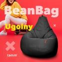"""Кресло-груша """"Bean Bag""""  Угольный"""