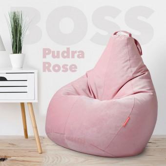 """Кресло-груша Пудра """"Роуз"""""""