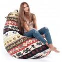 Кресло-мешок в Африканском стиле Boss Morocco [Босс Морокко]