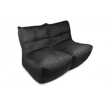 Twin Couch Black Sapphire [Блэк Сафир]