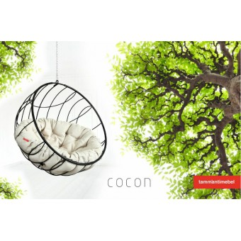 """Подвесное кресло-качеля """"Cocon"""""""