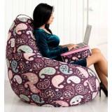 Кресло-мешок в Авторском Гобелене AURA [АУРА]