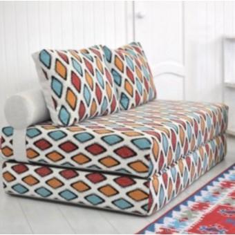 """Кресло-кровать """"Costa Long"""" Ромбы"""