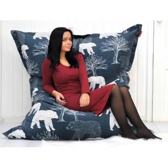 """Кресло-подушка """"Большая Медведица"""""""