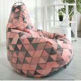 """Кресло-мешок """"Треугольники"""""""