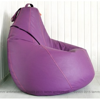 Кресло-мешок Purple [Пепл]