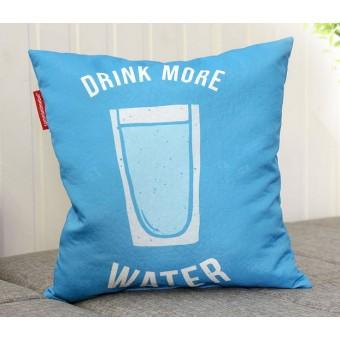 """Подушка """"Drink Water"""""""