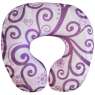 """Подушка под шею """"Фиолетовая"""""""