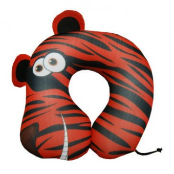 "Подушка под шею игрушка ""Тигр"""