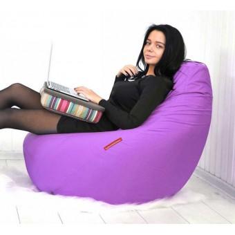 "Кресло-груша ""Bean Bag""  Фиолет"