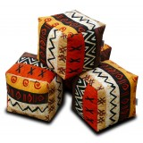Пуфик Cube Afrika [Африка]