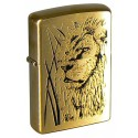 """Зажигалка """"Zippo"""" 204 Proud Lion"""