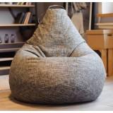Кресло-мешок Тайфун Грей