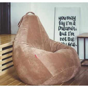 Кресло-мешок Аква Cacao