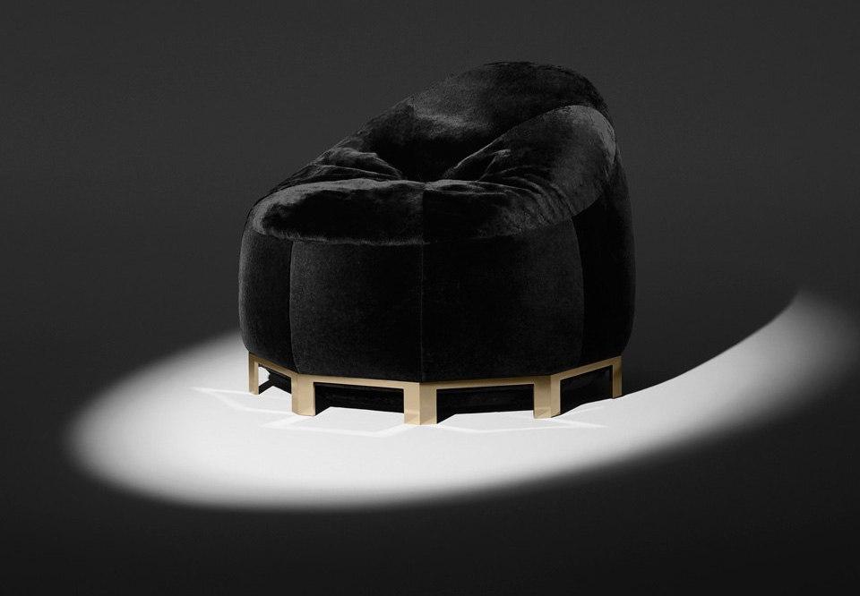 Коллекционный кресло-мешок Вана